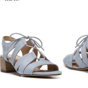Naturalizer periwinkle felicity sandal